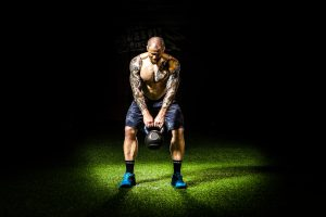 kettlebell at-home workouts